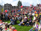 De grootste vakbondsdemonstratie ooit
