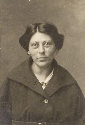 Sientje Prijes (1876-1933)