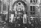 Het hoofdkantoor van de Algemene Nederlandse Diamantbewerkersbond, de eerste 'moderne bond'