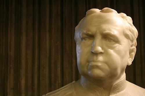 Buste van Abraham Kuyper
