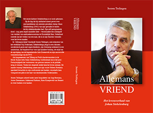 Boekomslag Allemansvriend, de biografie van Johan Stekelenburg