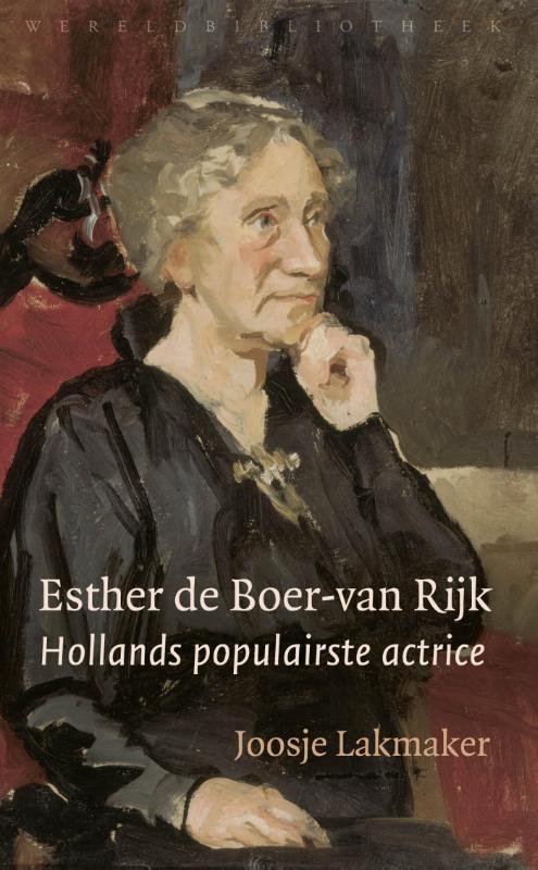 Omslag Esther de Boer-Van Rijk door Joosje Lakmaker