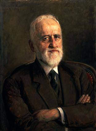 Pieter Cort van der Linden (1846–1935), minister-president tijdens de Eerste Wereldoorlog