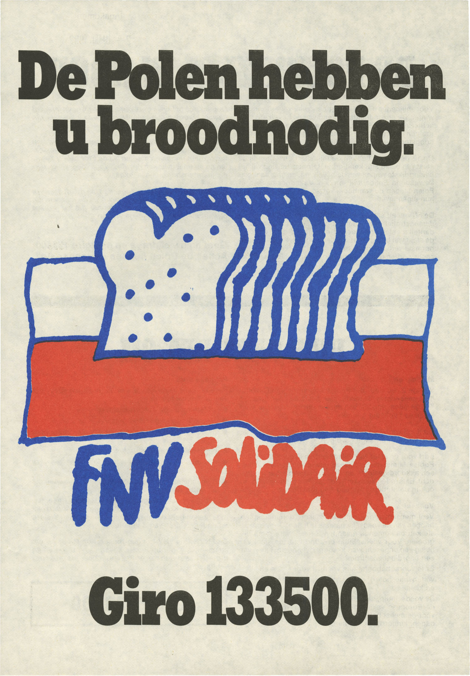 Affiche FNV Solidair