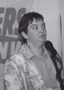 Dilia van der Heem: altijd ijveren voor een 'brede vakbeweging'