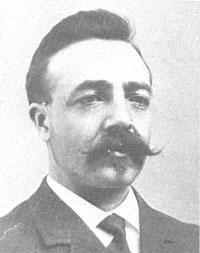 Harm Kolthek, vanaf 1907 secretaris van het NAS
