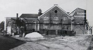 De ijzergieterij P. Konings te Swalmen in 1984.