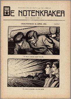 Notenkraker, 18 april 1916