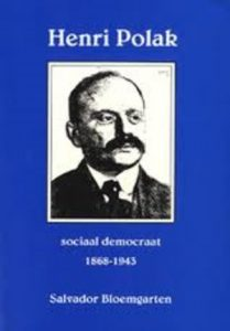Henri Polak, proefschrift van Salvador Bloemgarten (1993)