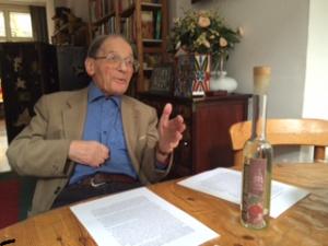 Salvador Bloemgarten, 'biograaf van het Joods proletariaat'
