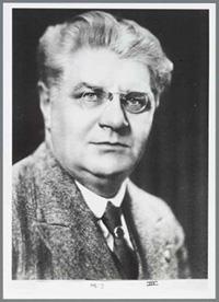 Edo Fimmen, ITF-secretaris, organisator van verzetsnetwerk tegen Franco en Hitler