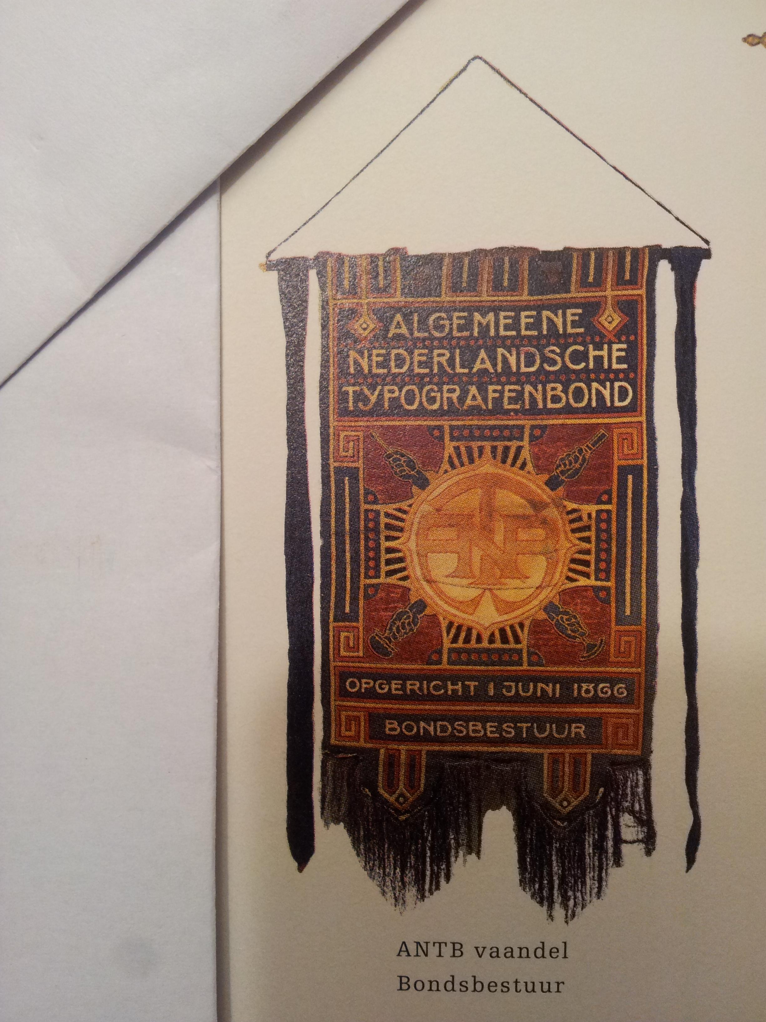 Vaandel typografenbond
