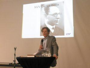 Willem Jelle Berg: Het dilemma was aanblijven of opstappen?